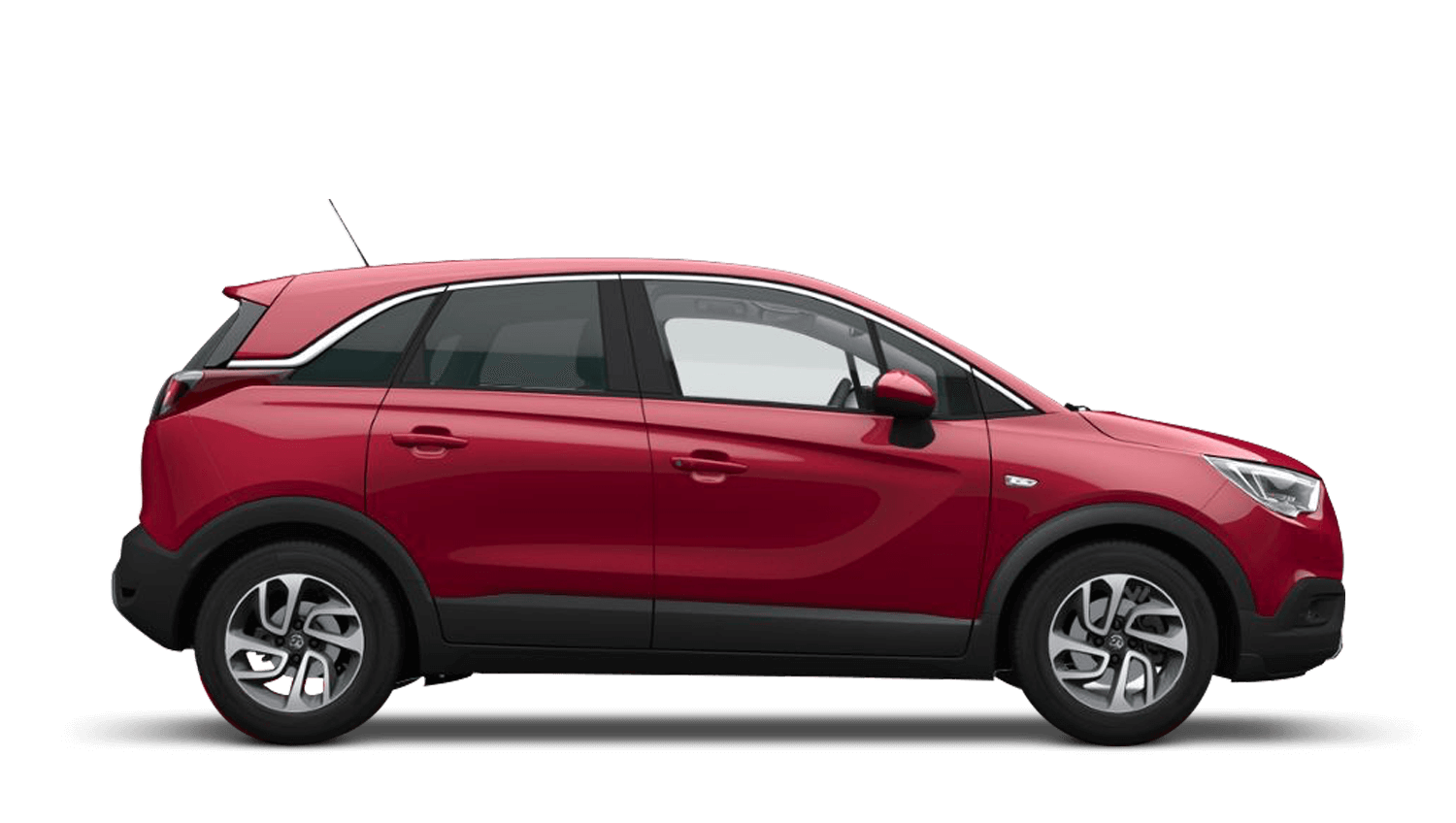 Hot Red (Premium) Vauxhall Crossland X