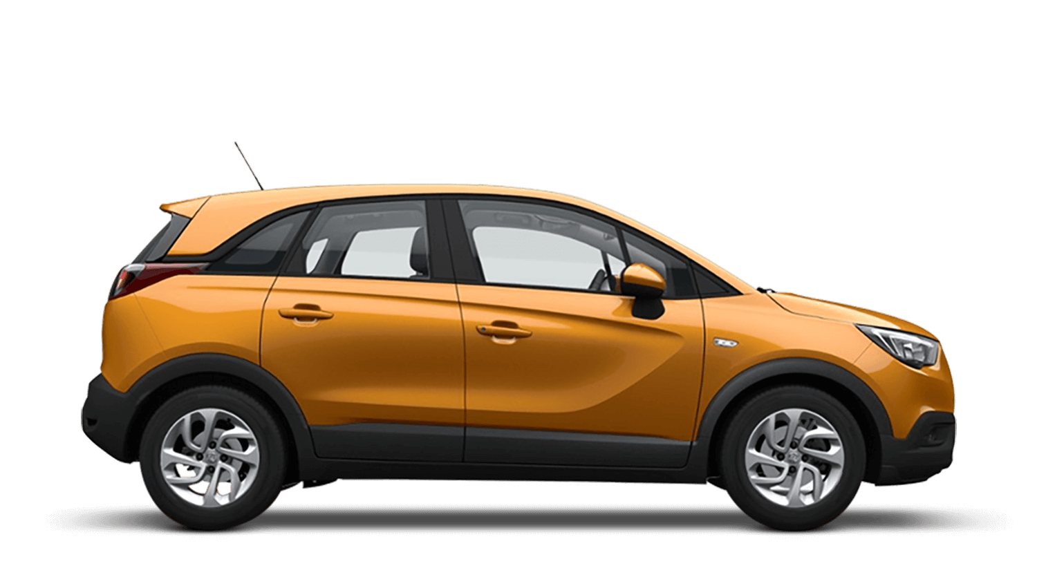 Amber Orange (Premium) Vauxhall Crossland X