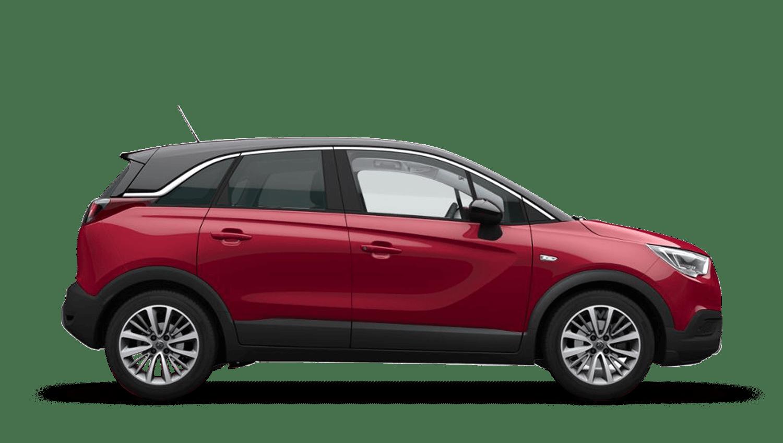 Hot Red (Premium) Vauxhall Crossland X
