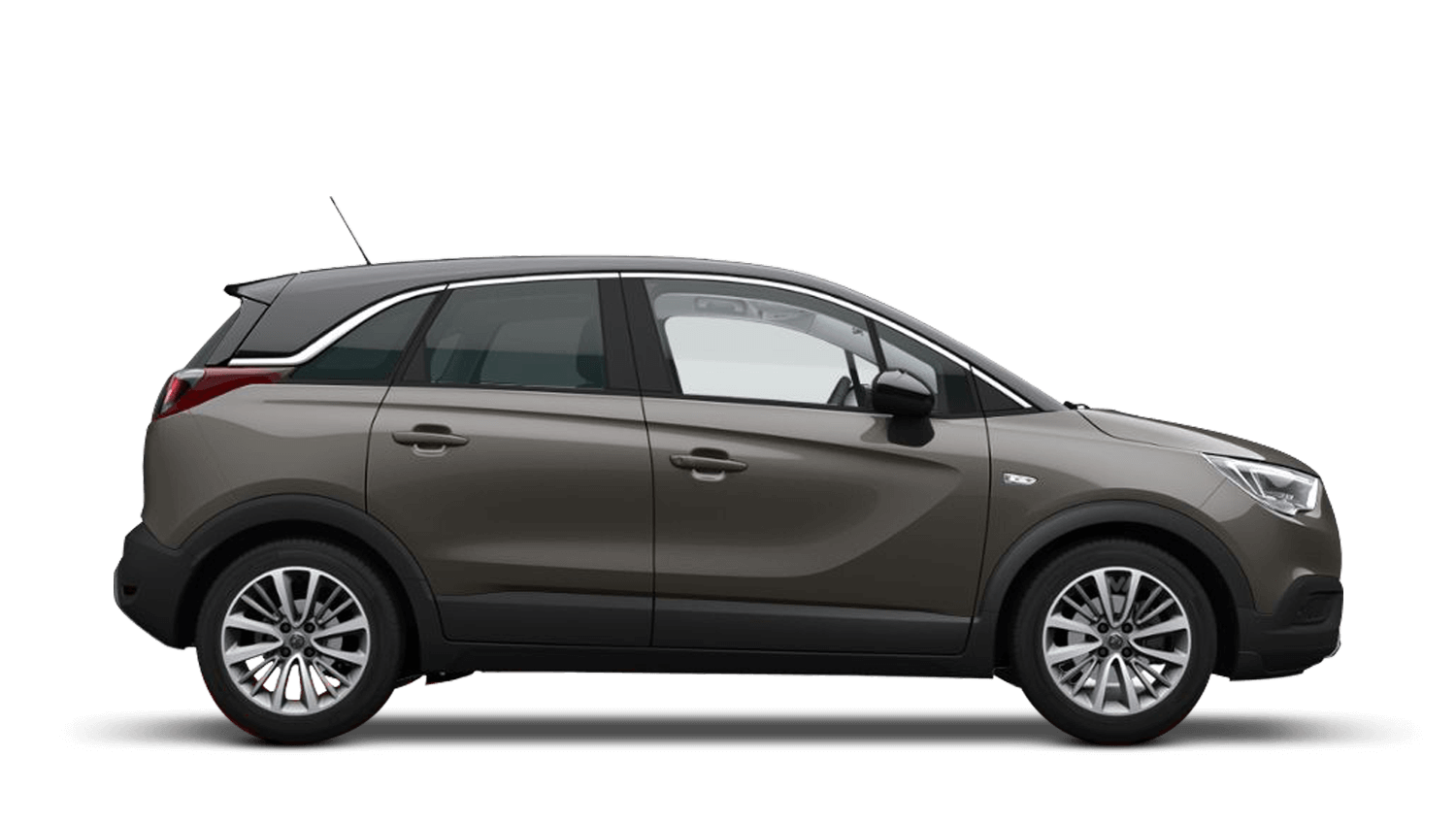 Moonstone Grey (Metallic) Vauxhall Crossland X
