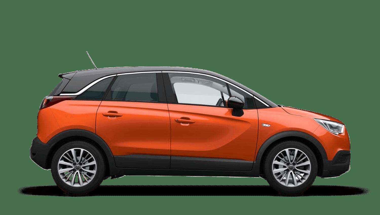 Power Orange (Premium) Vauxhall Crossland X