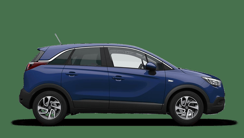 Aegean Blue (Solid) Vauxhall Crossland X