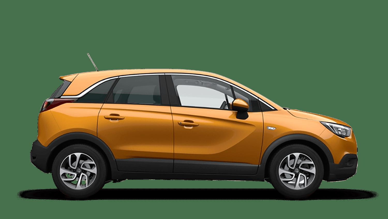 Amber Orange (Premium) Vauxhall Crossland X
