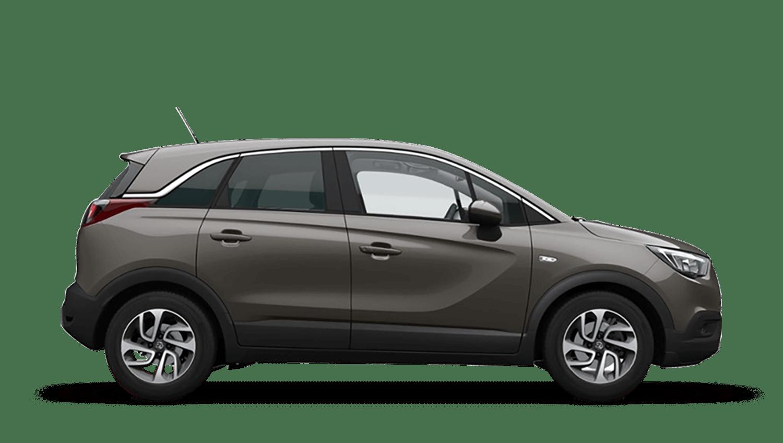 Moonstone Grey (Metallic) Vauxhall Crossland X