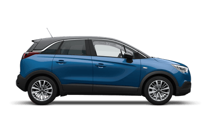 Vauxhall Crossland X Sport