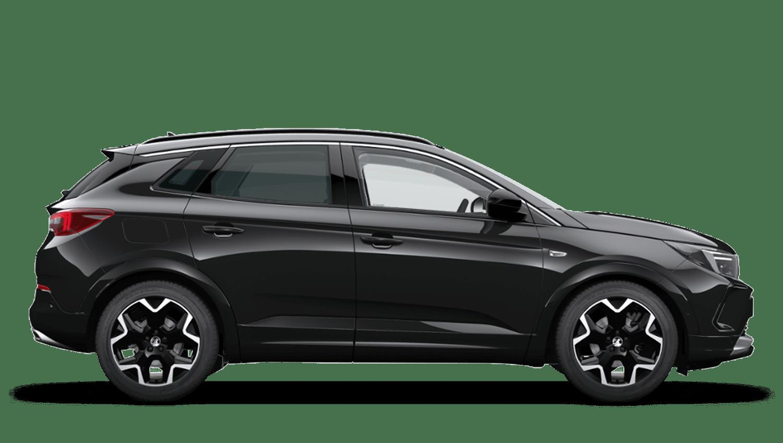 Diamond Black (Metallic) Vauxhall Grandland