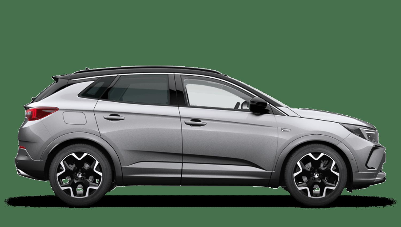 Quartz Grey (Metallic) Vauxhall Grandland