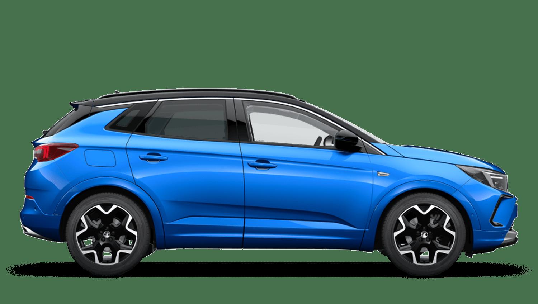 Vertigo Blue (Metallic) Vauxhall Grandland