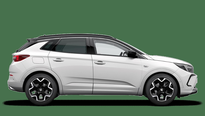White Jade (Brilliant) Vauxhall Grandland