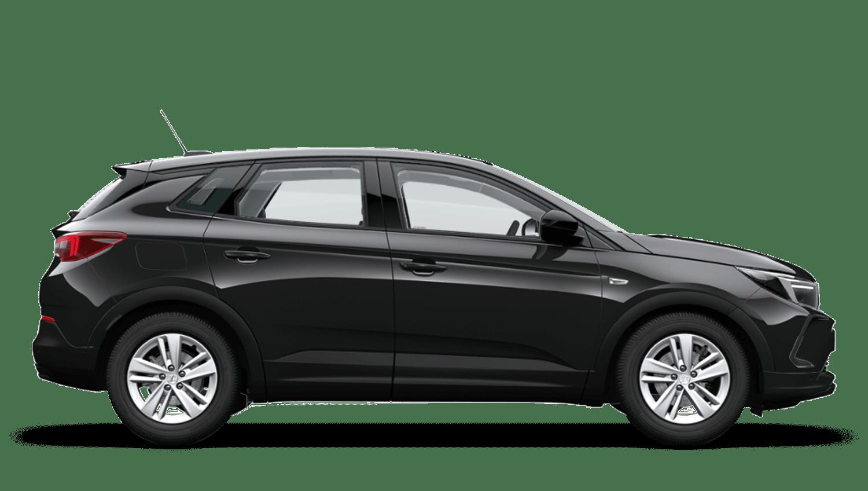 Diamond Black (Metallic) New Vauxhall Grandland
