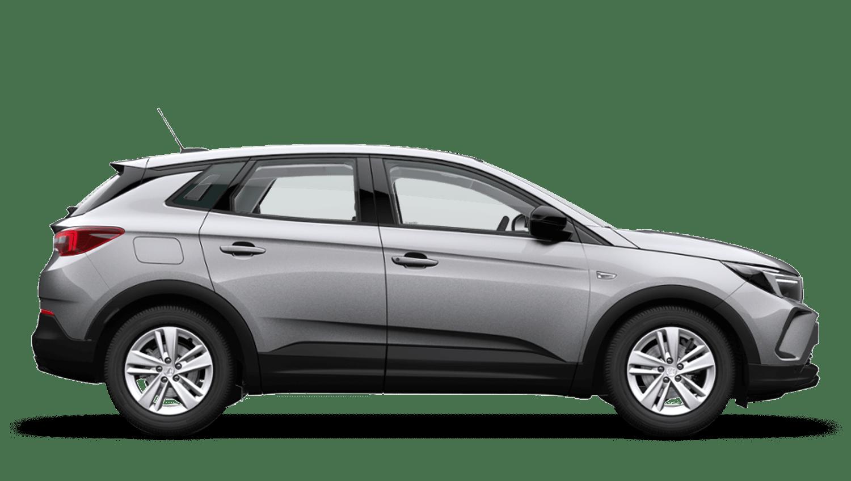 Quartz Grey (Metallic) New Vauxhall Grandland