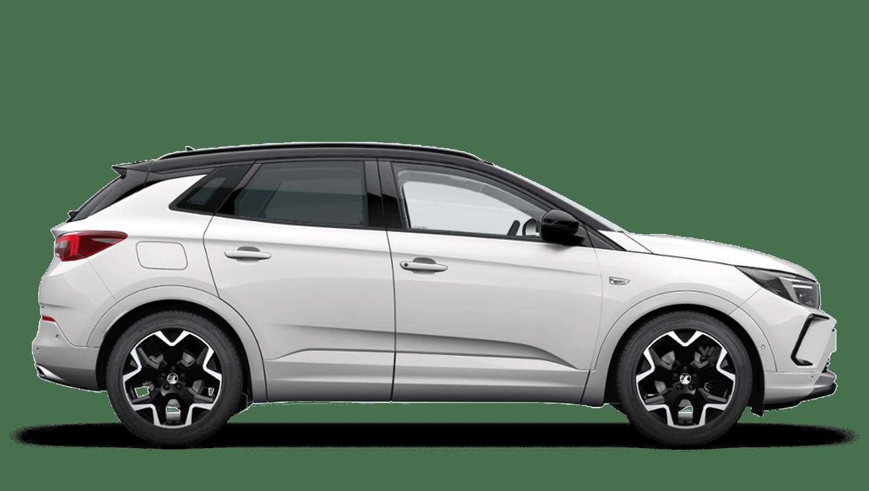 White Jade (Brilliant) New Vauxhall Grandland