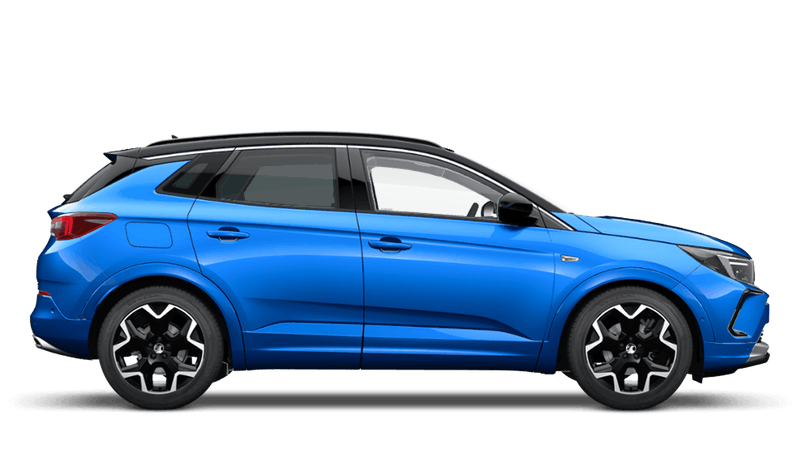 Vertigo Blue (Metallic) Vauxhall Grandland Hybrid
