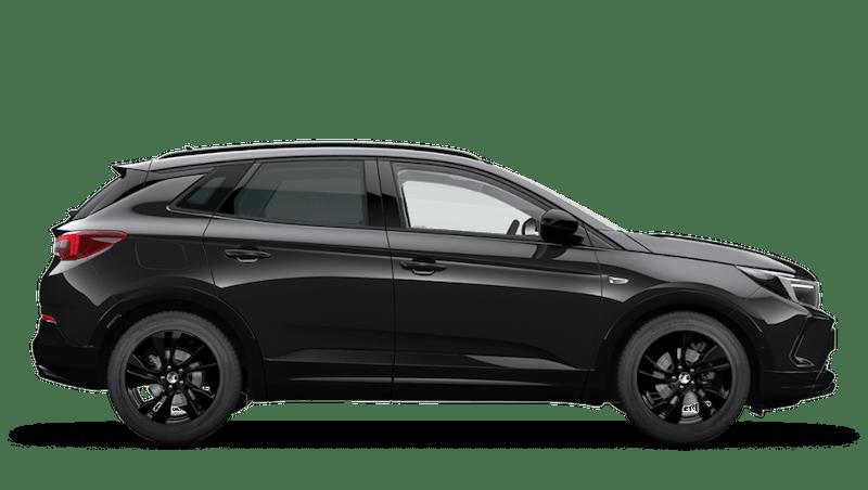 Diamond Black (Metallic) Vauxhall Grandland Hybrid
