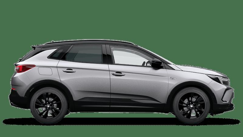 Quartz Grey (Metallic) Vauxhall Grandland Hybrid