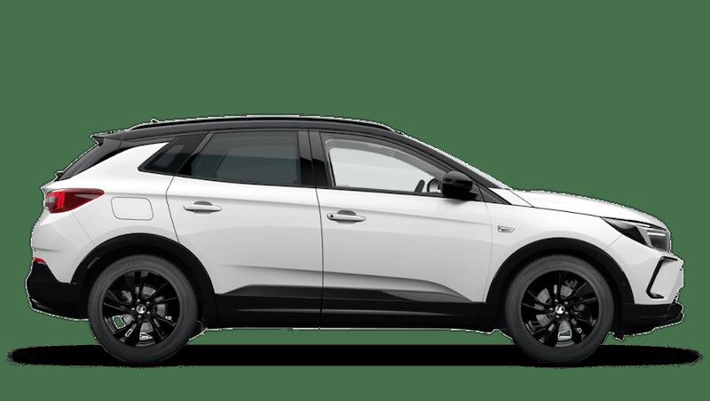 White Jade (Brilliant) Vauxhall Grandland Hybrid