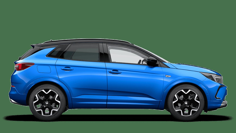 Vertigo Blue (Metallic) New Vauxhall Grandland
