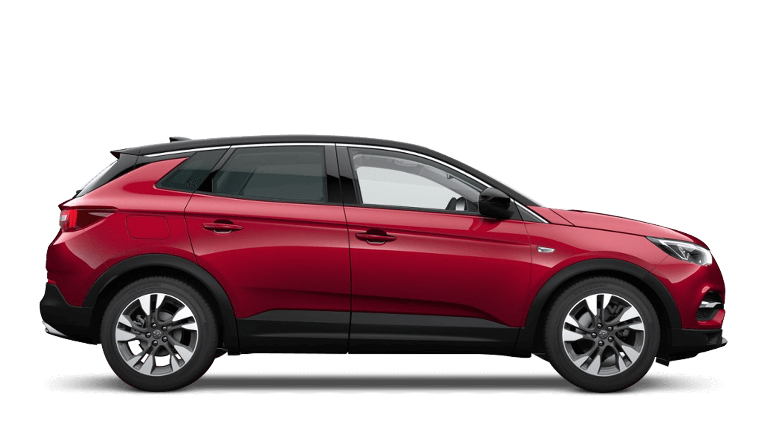 Dark Ruby Red (Premium Metallic) Vauxhall Grandland X