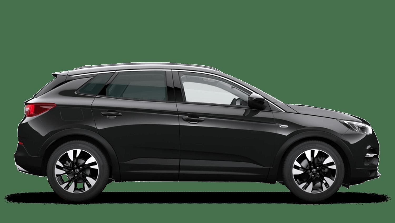 Diamond Black (Metallic) Vauxhall Grandland X