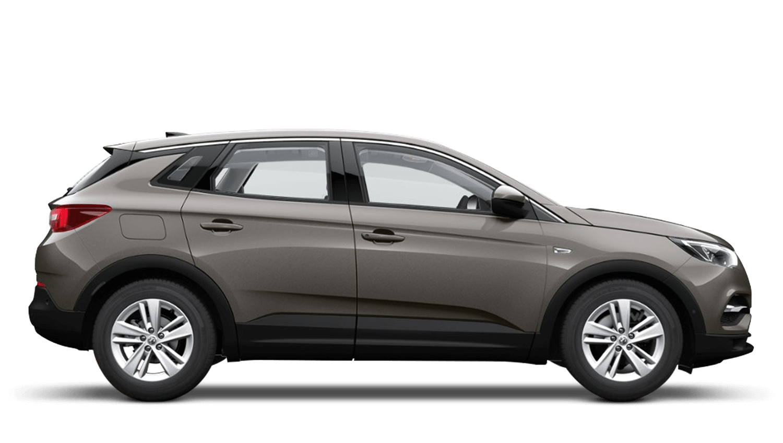 Moonstone Grey (Metallic) Vauxhall Grandland X