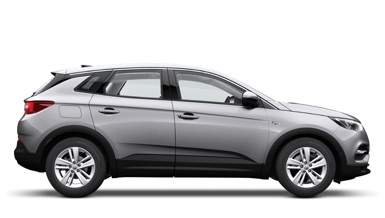 Quartz Grey (Metallic) Vauxhall Grandland X