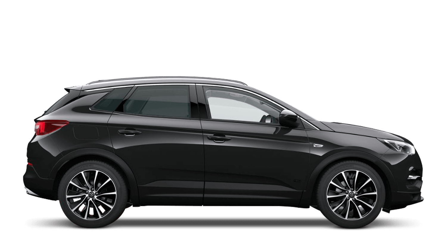 Diamond Black (Metallic) Vauxhall Grandland X Hybrid