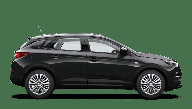 Diamond Black (Metallic) Vauxhall Grandland X Hybrid
