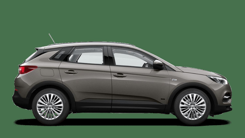 Moonstone Grey (Metallic) Vauxhall Grandland X Hybrid