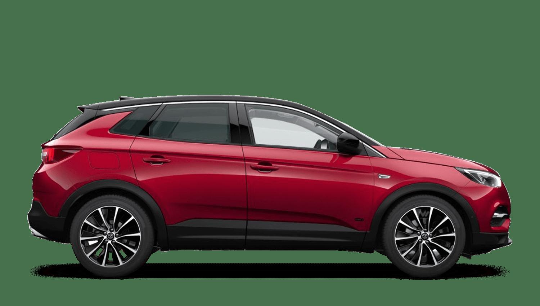 Dark Ruby Red (Premium) Vauxhall Grandland X Hybrid