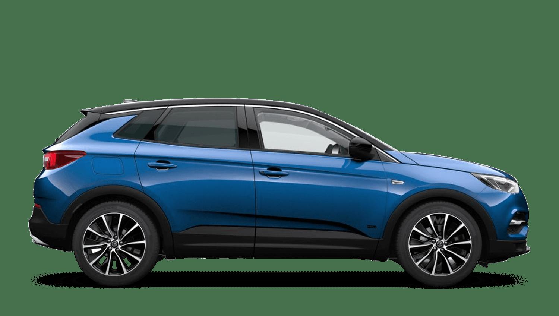 Topaz Blue (Premium) Vauxhall Grandland X Hybrid