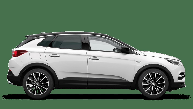 White Jade (Brilliant) Vauxhall Grandland X