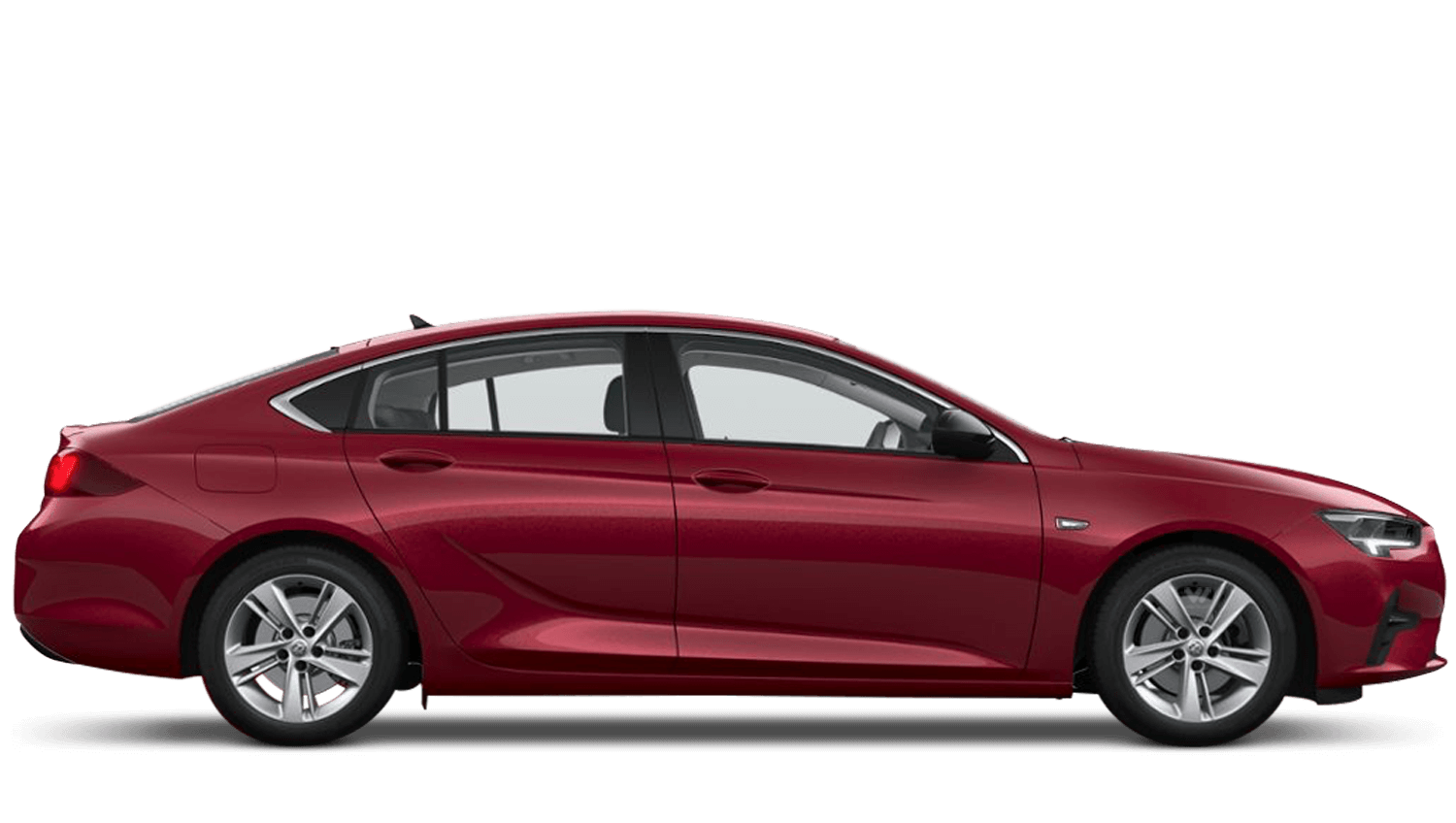 Hot Red (Premium) Vauxhall Insignia New