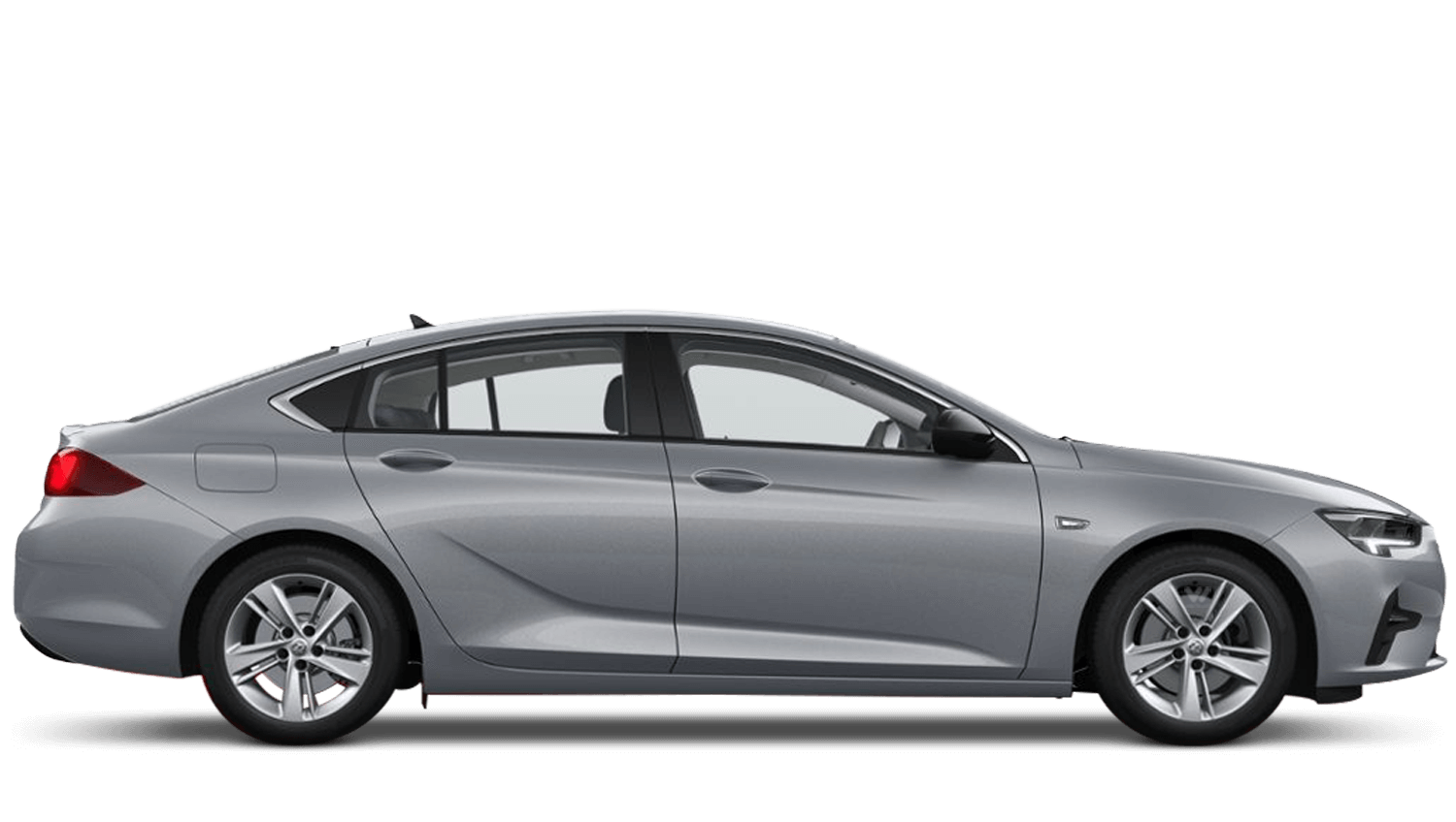 Satin Steel Grey (metallic) New Vauxhall Insignia