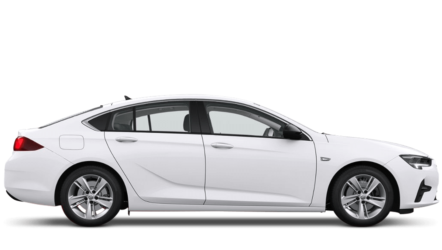 Summit White (Brilliant) Vauxhall Insignia New