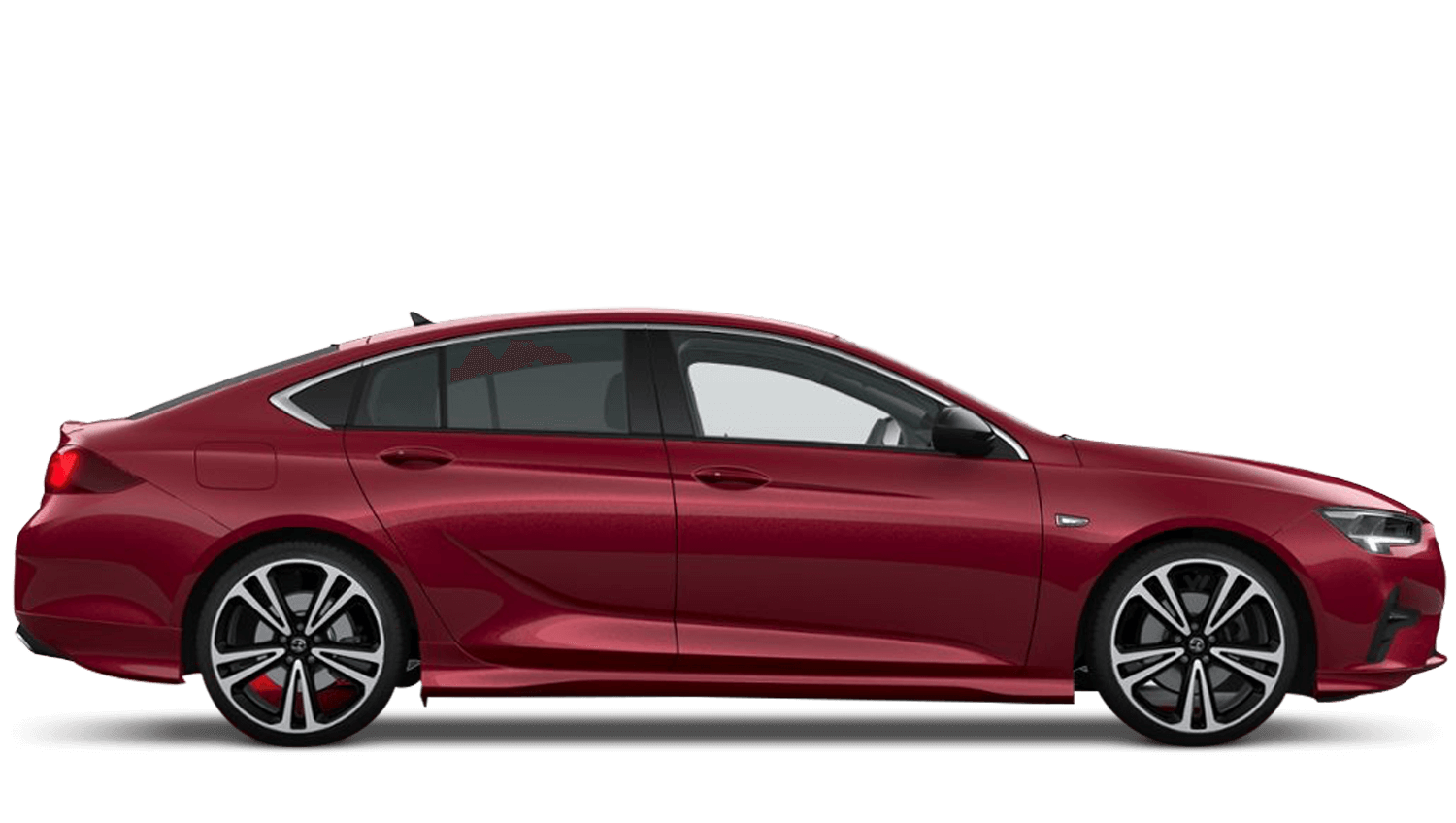 Hot Red (Premium) New Vauxhall Insignia