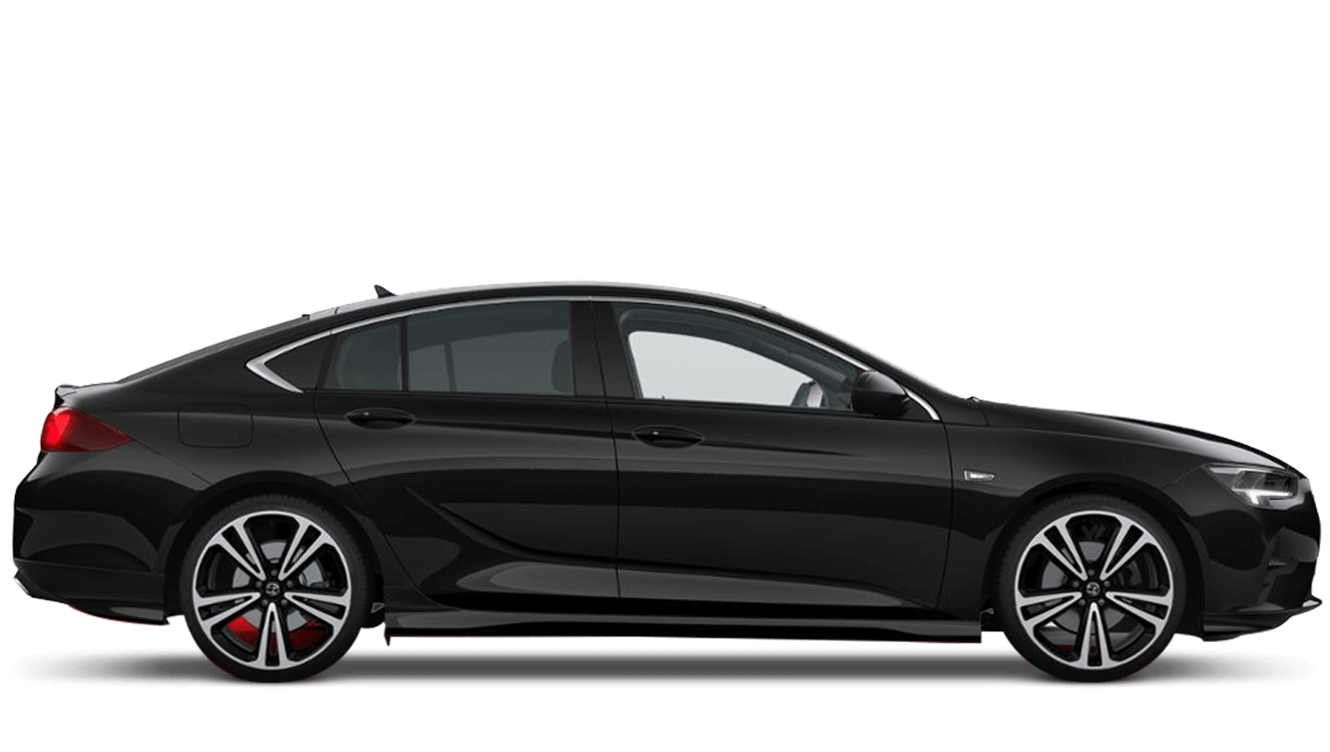 Mineral Black (Metallic) New Vauxhall Insignia