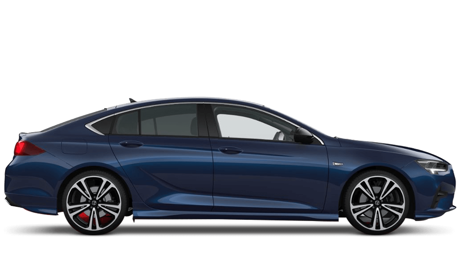 Navy Blue (Metallic) New Vauxhall Insignia