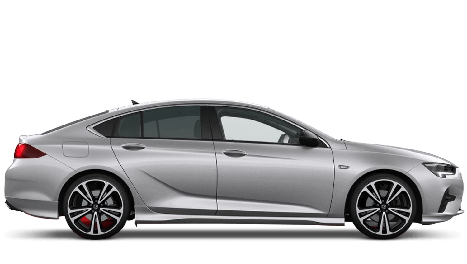 Sovereign Silver (Metallic) New Vauxhall Insignia
