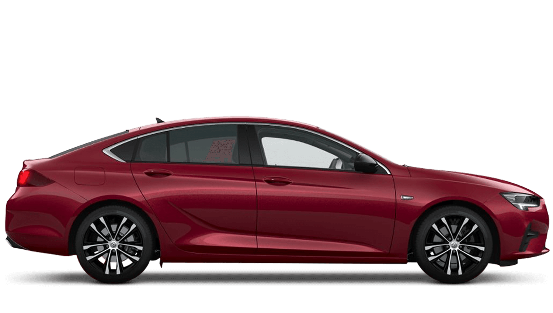 Hot Red (Premium) New Vauxhall Insignia