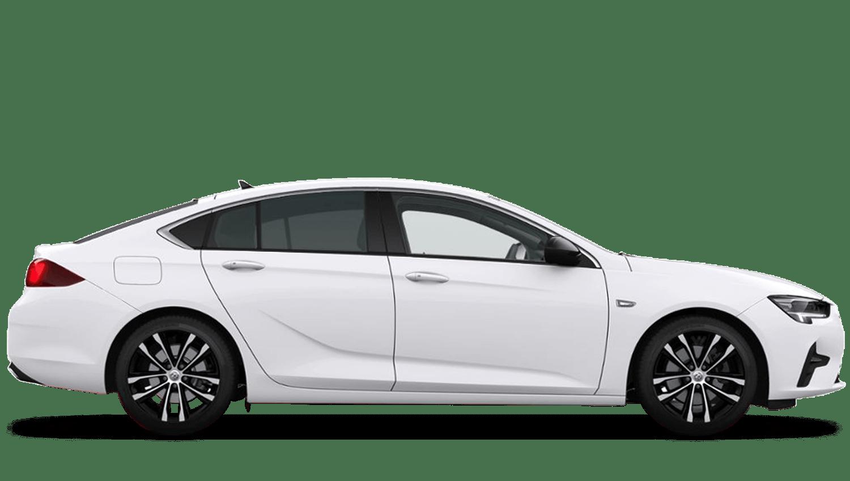 Summit White (Brilliant) New Vauxhall Insignia