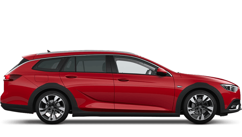 Lava Red (Brilliant) Vauxhall Insignia Country Tourer