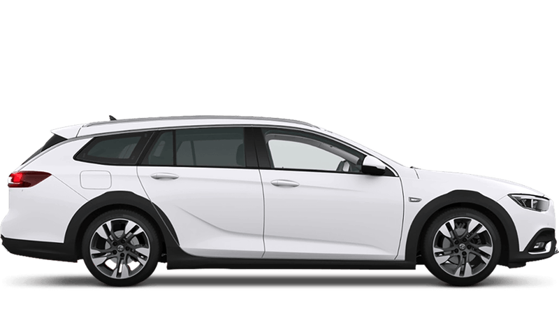 Summit White (Brilliant) Vauxhall Insignia Country Tourer