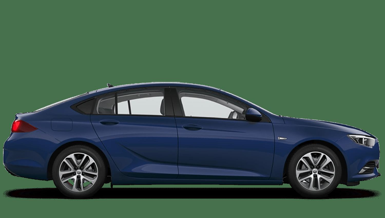 Aegean Blue (Solid) Vauxhall Insignia Grand Sport