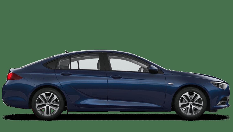 Navy Blue (Metallic) Vauxhall Insignia Grand Sport