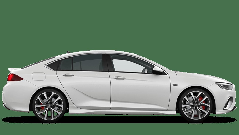 Abalone White (Tri-coat Premium) Vauxhall Insignia Grand Sport