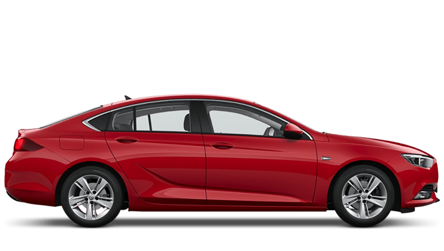 Lava Red (Brilliant) Vauxhall Insignia Grand Sport