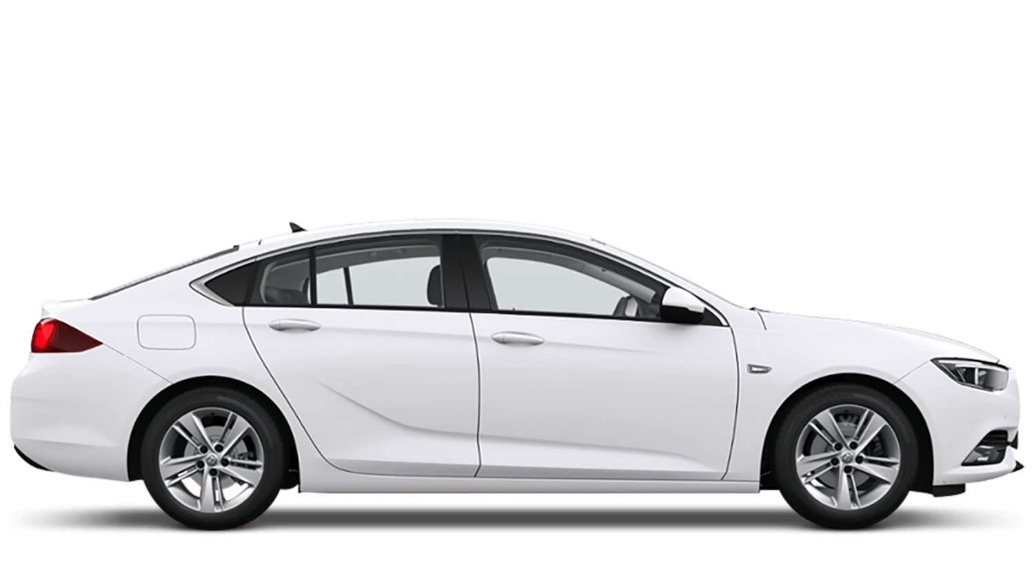 Summit White (Brilliant) Vauxhall Insignia Grand Sport