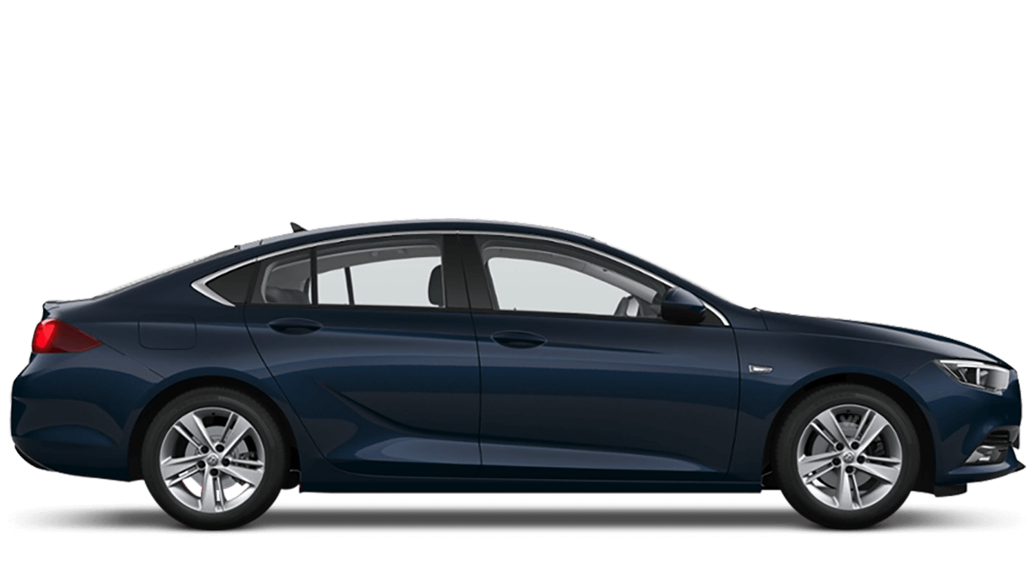 Navy Blue (Metallic) Vauxhall Insignia Grand Sport