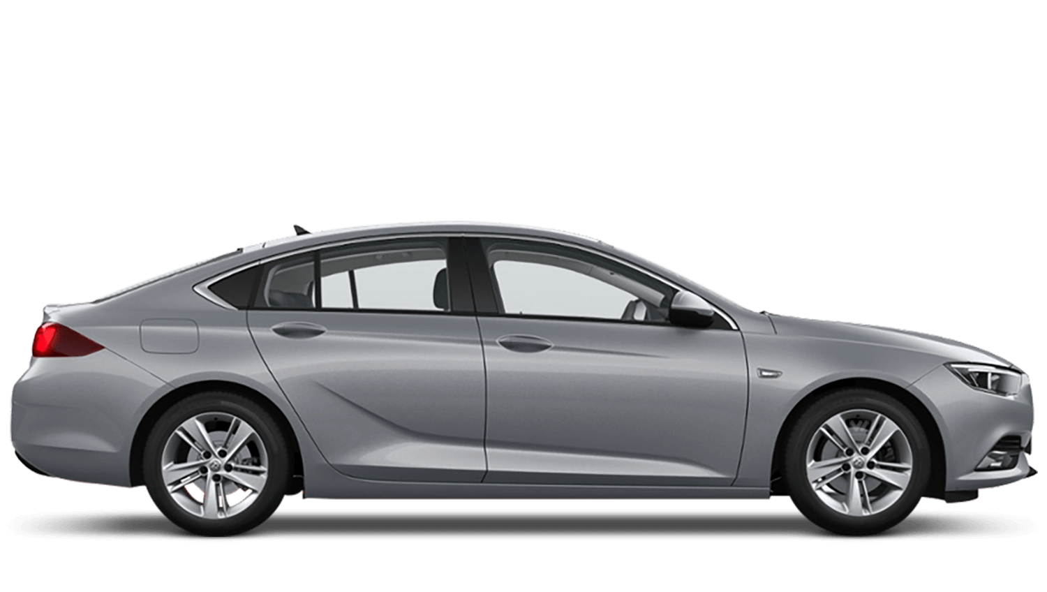 Satin Steel Grey (Metallic) Vauxhall Insignia Grand Sport