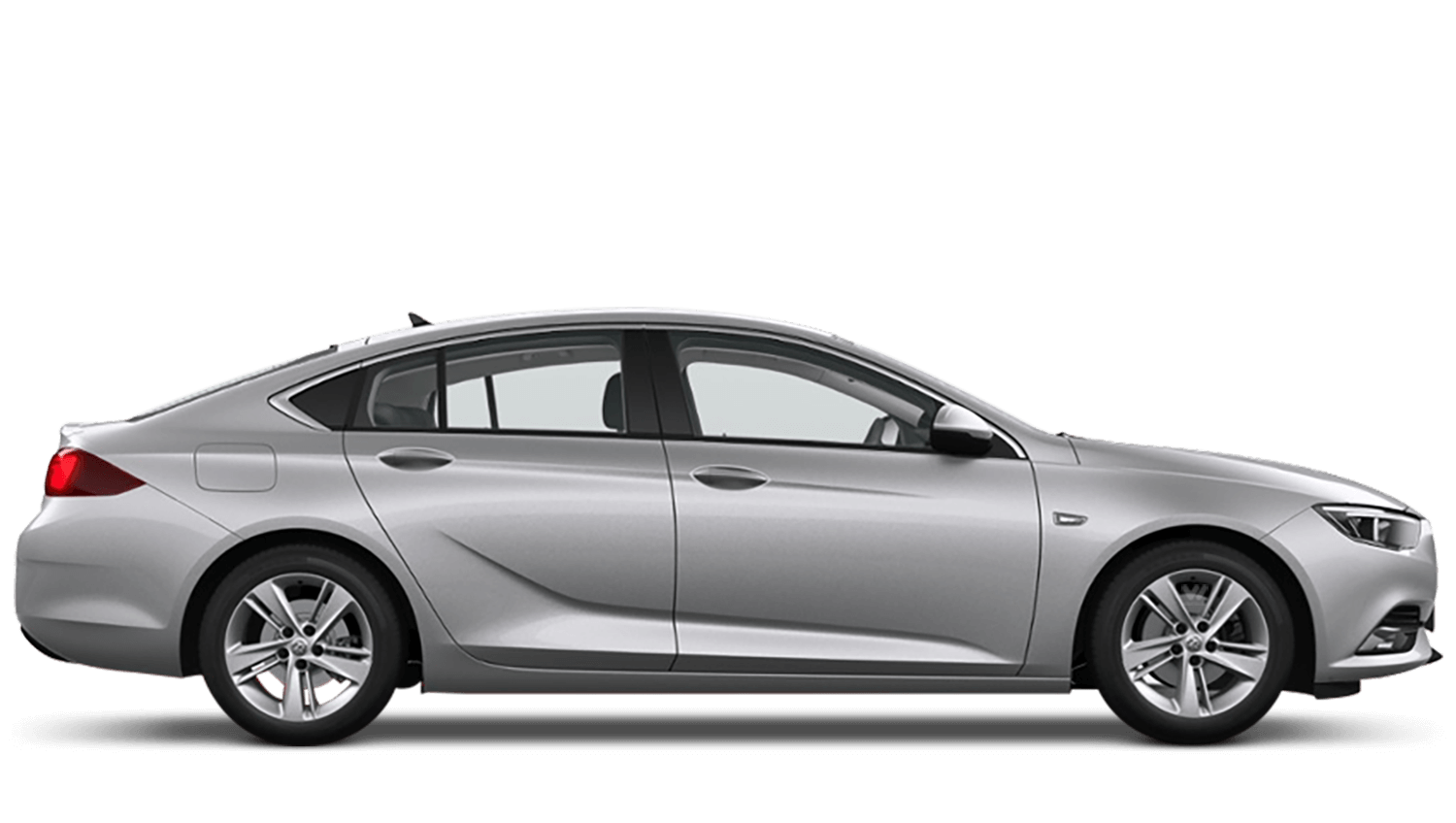 Sovereign Silver (Metallic) Vauxhall Insignia Grand Sport